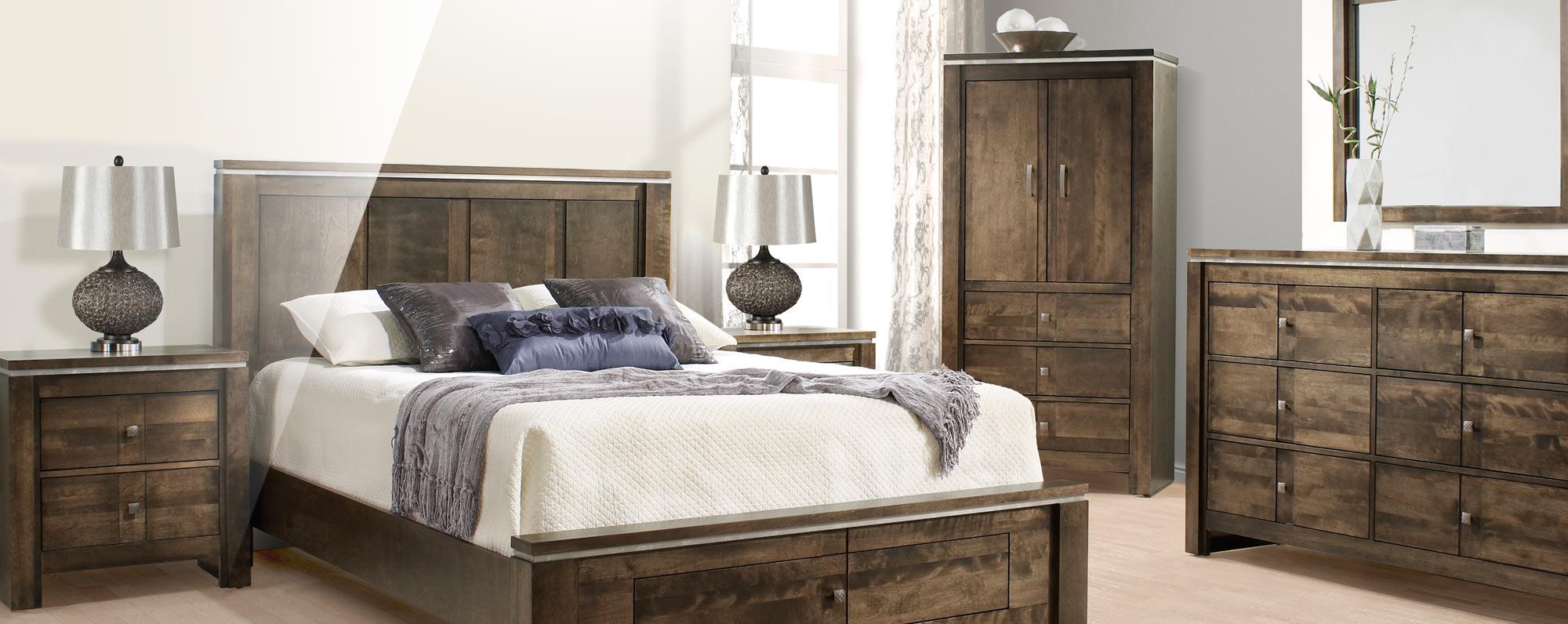 Meubles de chambre meubles tv qu bec nouveau brunswick for Le meuble villageois